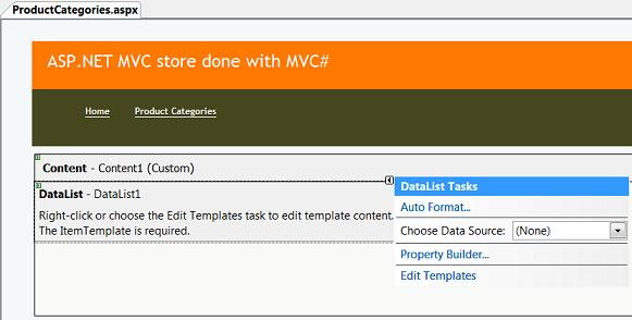 Free download program page design templates in asp net for Aspx net templates